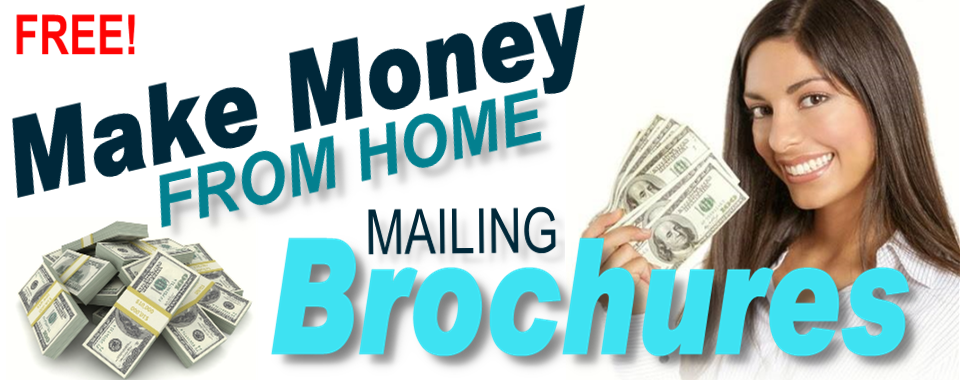 How to work from home and make money for free