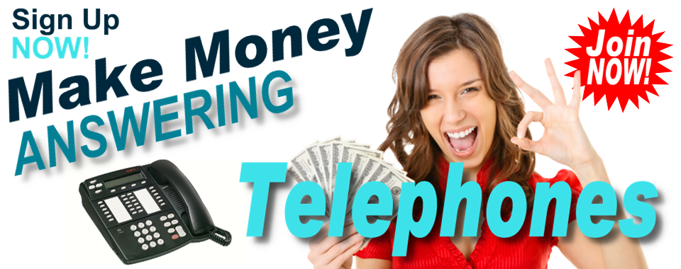 home telephone operator jobs